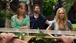 Lana Crawford, Dylan Timmins, Sky Mangel in Neighbours Episode 8323