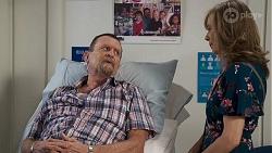 Des Clarke, Jane Harris in Neighbours Episode 8323