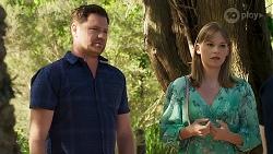 Shane Rebecchi, Lana Crawford in Neighbours Episode 8323
