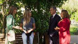 Lana Crawford, Sky Mangel, Paul Robinson, Terese Willis in Neighbours Episode 8323