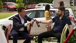 Jack Callahan, Dylan Timmins in Neighbours Episode 8323