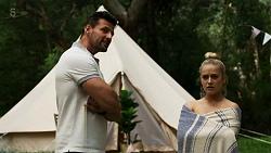 Pierce Greyson, Roxy Willis in Neighbours Episode 8323