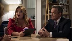 Jane Harris, Terese Willis, Paul Robinson in Neighbours Episode 8324