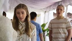 Mackenzie Hargreaves, Richie Amblin in Neighbours Episode 8324