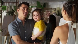 Jack Callahan, Gabriel Smith, Paige Smith in Neighbours Episode 8324