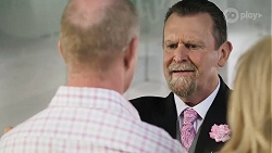 Clive Gibbons, Des Clarke, Sheila Canning in Neighbours Episode 8324