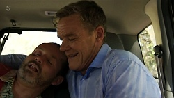 Toadie Rebecchi, Paul Robinson in Neighbours Episode 8324
