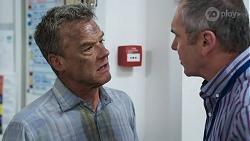 Paul Robinson, Karl Kennedy in Neighbours Episode 8326