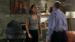 Elly Conway, Karl Kennedy in Neighbours Episode 8327