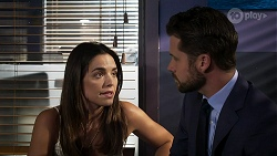 Paige Smith, Mark Brennan in Neighbours Episode 8327