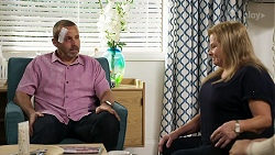 Toadie Rebecchi, Sheila Canning in Neighbours Episode 8327
