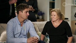 Kyle Canning, Sheila Canning in Neighbours Episode 8330