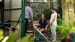 Karl Kennedy, Bea Nilsson, Susan Kennedy in Neighbours Episode 8330