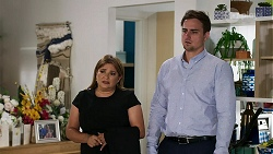Terese Willis, Kyle Canning in Neighbours Episode 8331