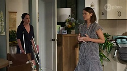 Bea Nilsson, Elly Conway in Neighbours Episode 8331