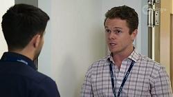 David Tanaka, Dr Bowman in Neighbours Episode 8331