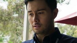 David Tanaka in Neighbours Episode 8331