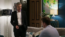 Paul Robinson, Kyle Canning in Neighbours Episode 8332