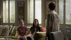 Bea Nilsson, Yashvi Rebecchi, Susan Kennedy in Neighbours Episode 8333