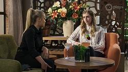Roxy Willis, Mackenzie Hargreaves in Neighbours Episode 8333