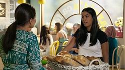 Dipi Rebecchi, Yashvi Rebecchi in Neighbours Episode 8333