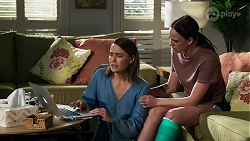 Elly Conway, Bea Nilsson in Neighbours Episode 8333