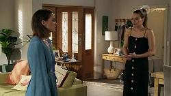 Elly Conway, Chloe Brennan in Neighbours Episode 8333