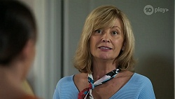 Elly Conway, Claudia Watkins in Neighbours Episode 8334