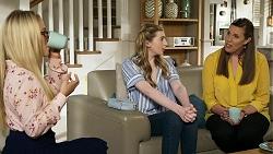Roxy Willis, Mackenzie Hargreaves, Trish Symington in Neighbours Episode 8334