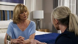 Claudia Watkins, Samantha Fitzgerald in Neighbours Episode 8335