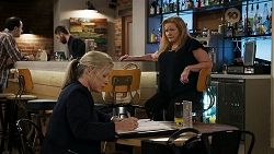 Samantha Fitzgerald, Sheila Canning in Neighbours Episode 8335