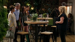 Susan Kennedy, Karl Kennedy, Bea Nilsson, Elly Conway, Sheila Canning in Neighbours Episode 8335