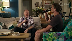 Clive Gibbons, Kyle Canning in Neighbours Episode 8336
