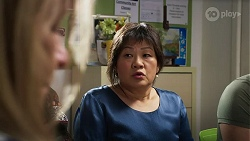 Sheila Canning, Candy Wong in Neighbours Episode 8336