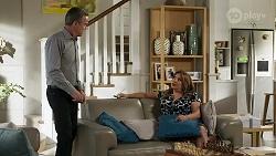 Paul Robinson, Terese Willis in Neighbours Episode 8337
