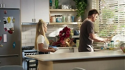 Roxy Willis, Kyle Canning in Neighbours Episode 8337