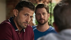 Pierce Greyson, Mark Brennan, Paul Robinson in Neighbours Episode 8337