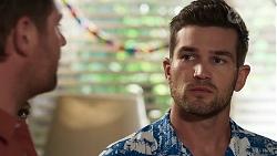 Shane Rebecchi, Ned Willis in Neighbours Episode 8337