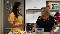 Dipi Rebecchi, Sheila Canning in Neighbours Episode 8339