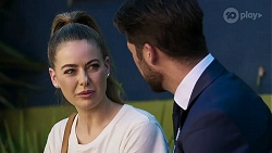 Chloe Brennan, Mark Brennan in Neighbours Episode 8339