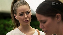 Chloe Brennan, Elly Conway in Neighbours Episode 8339
