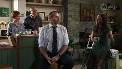 Susan Kennedy, Karl Kennedy, Toadie Rebecchi, Bea Nilsson in Neighbours Episode 8340