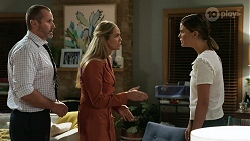 Toadie Rebecchi, Sky Mangel, Elly Conway in Neighbours Episode 8340
