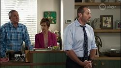 Karl Kennedy, Susan Kennedy, Toadie Rebecchi in Neighbours Episode 8341