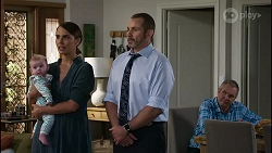 Aster Conway, Elly Conway, Toadie Rebecchi, Karl Kennedy in Neighbours Episode 8341
