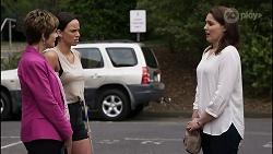 Susan Kennedy, Bea Nilsson, Angela Lane in Neighbours Episode 8341