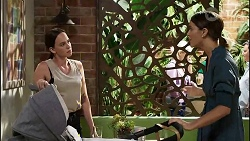 Bea Nilsson, Elly Conway in Neighbours Episode 8341