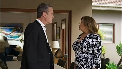 Paul Robinson, Terese Willis in Neighbours Episode 8342