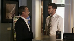 Paul Robinson, Ned Willis in Neighbours Episode 8342