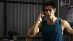Aaron Brennan in Neighbours Episode 8343